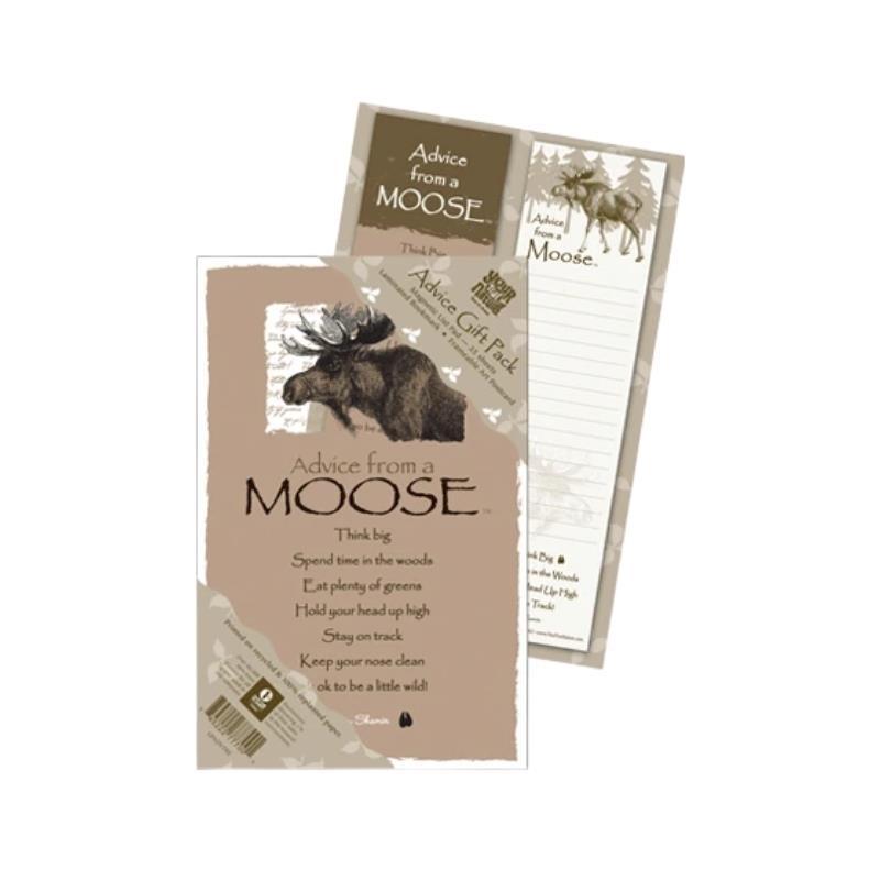 ADVICE MOOSE GIFT PACK,GPADVMSE6