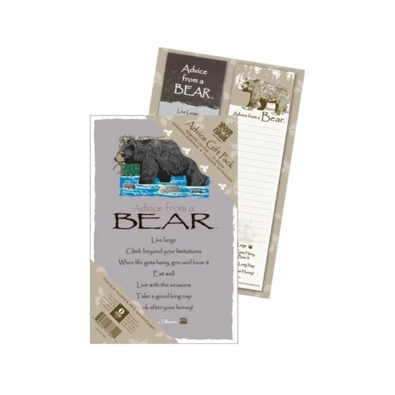 ADVICE BEAR GIFT PACK,GPADVBEAR6